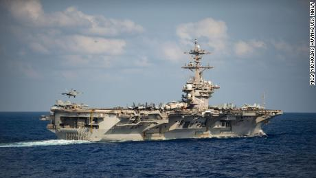 The Navy launched a broader investigation into aircraft carriers hit by the virus