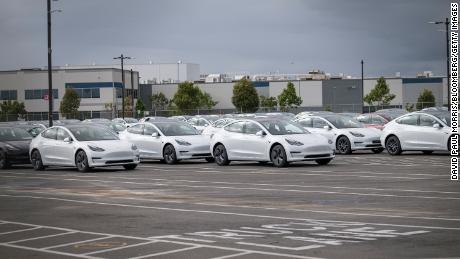 California officials surrendered to Elon Musk, allowing the Tesla plant to reopen