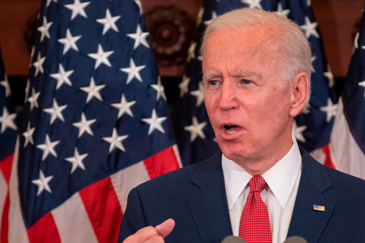 Wall Street donors favor Biden more than Trump in the 2020 election: Report