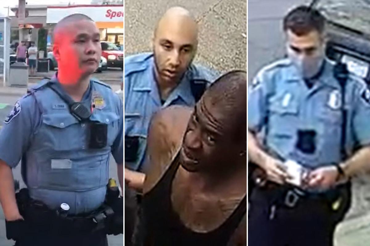 3 former Minneapolis cops, 1 in custody in the death of George Floyd