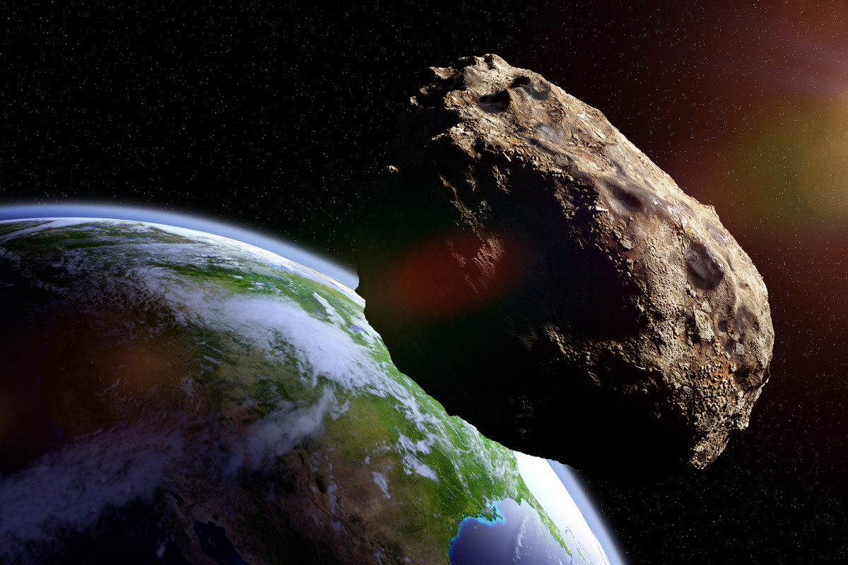 The size of the Empire State Building may be an asteroid zooming past Earth