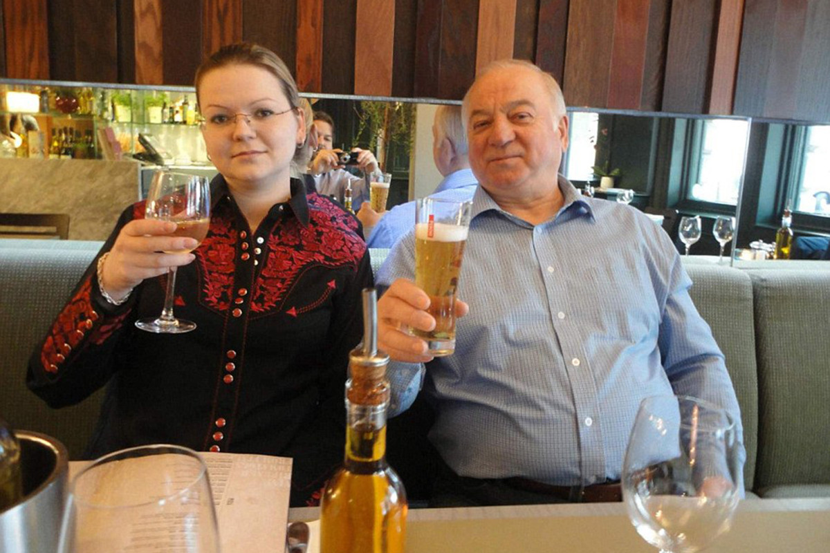 Former Russian spy Sergei Skripal and daughter start in New Zealand