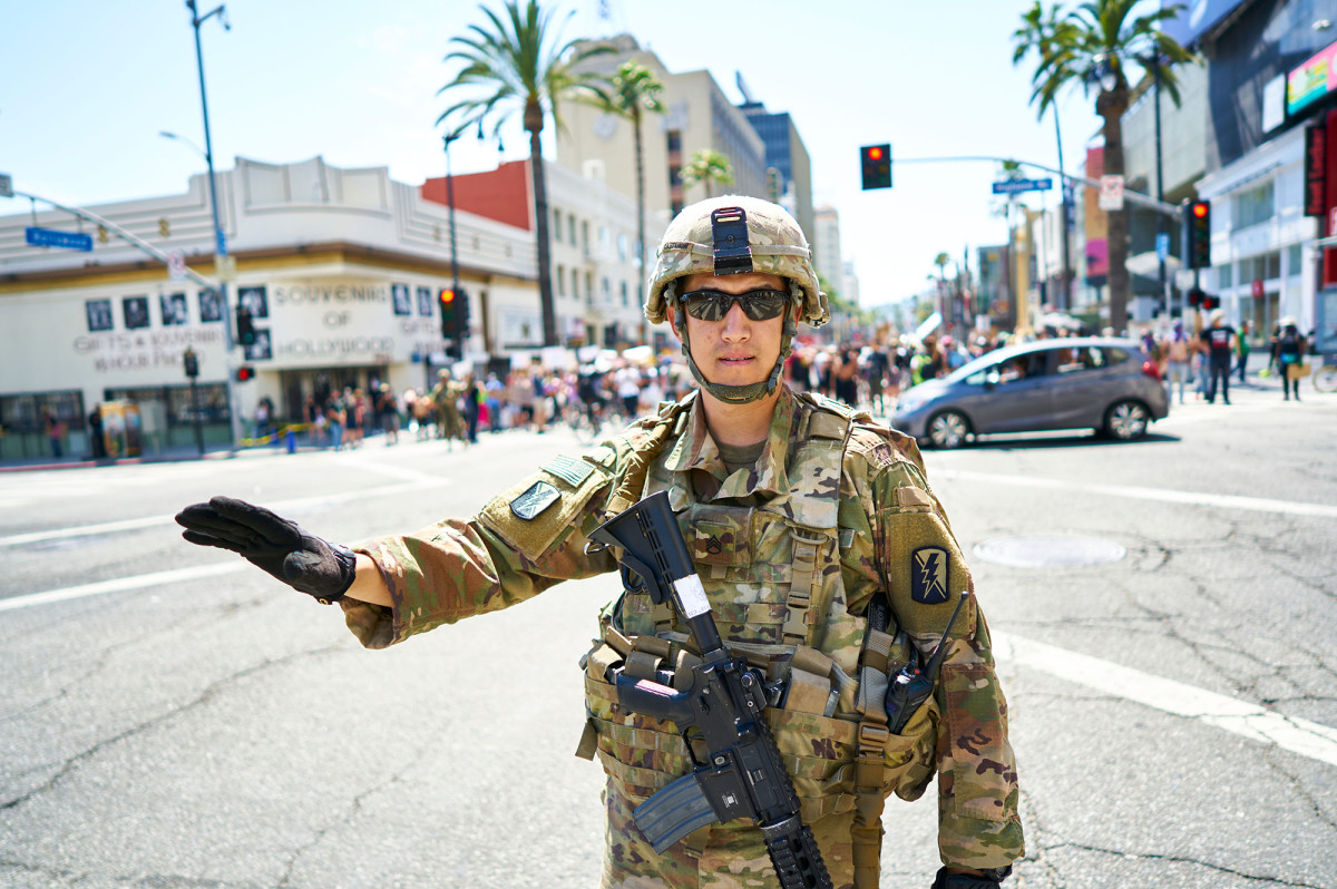 National Guard to leave LA if protests continue: Report