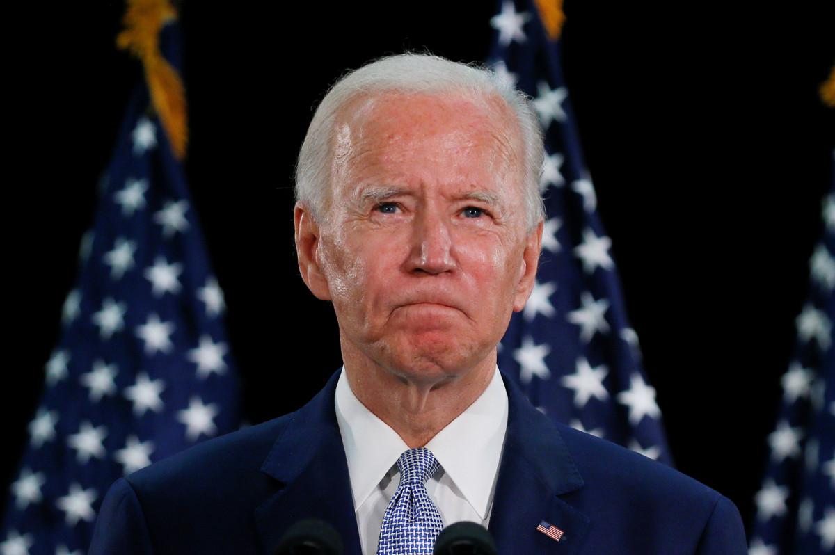 Joe Biden will meet with George Floyd's family in Houston