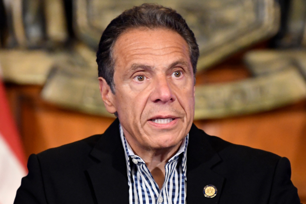 State Cuomo supports the drive to make police disciplinary files public