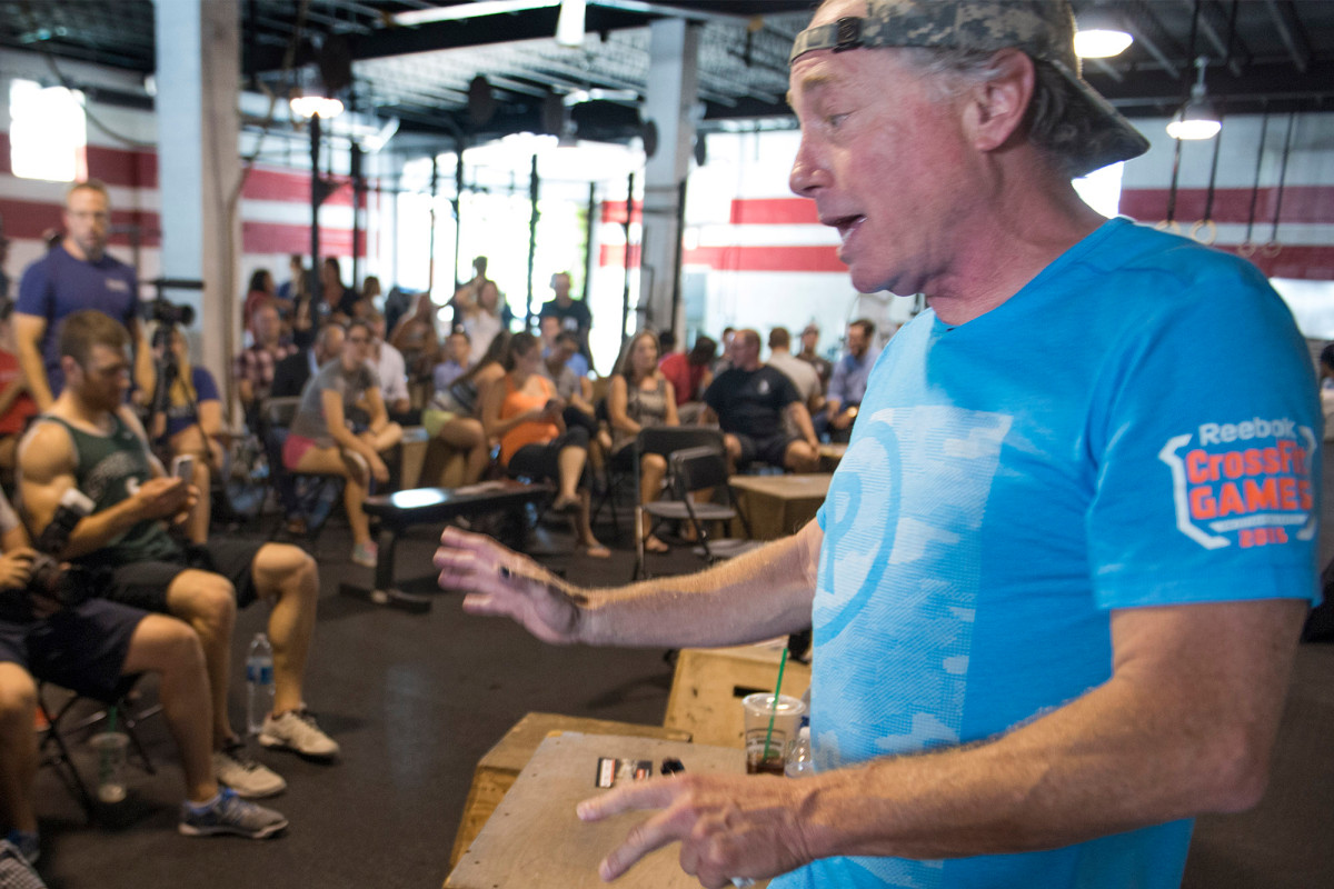 CrossFit CEO Greg Glassman resigns after George Floyd comments