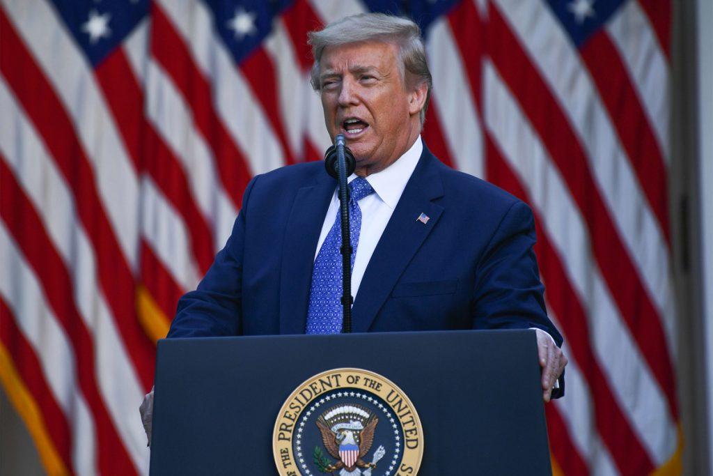 President Donald Trump celebrates 74th birthday