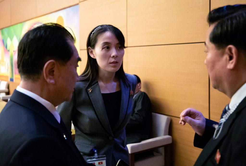 Emergency meeting in South Korea amid Kim Yo Jong's threats