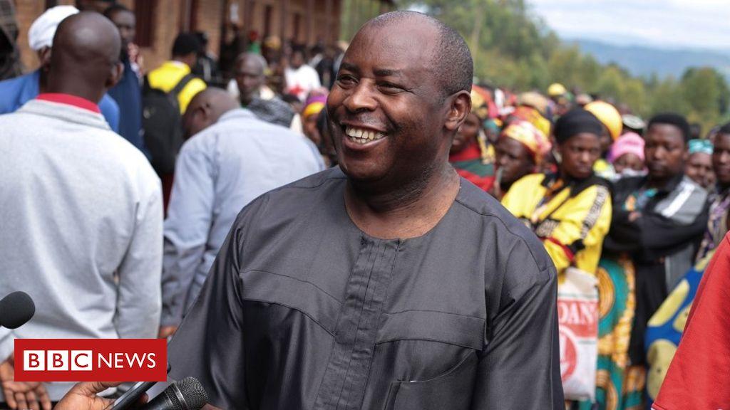 Burundi's Evariste Ndayishimiye to be sworn in as president
