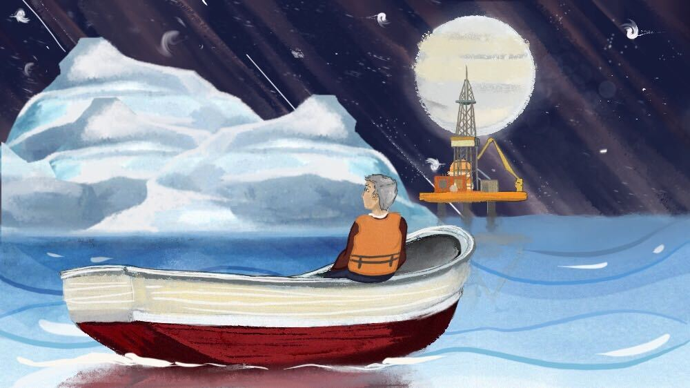 As oil slumps, Norway explores new fields in the Arctic   Environment