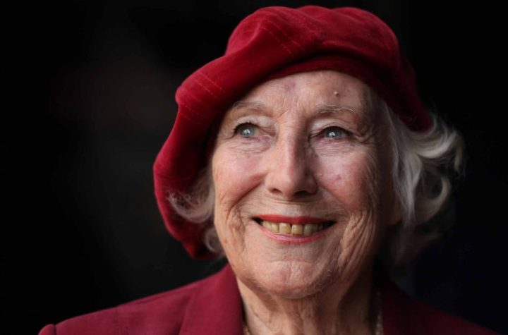 Vera Lynn, singer and British forces' 'sweetheart,' dies aged 103