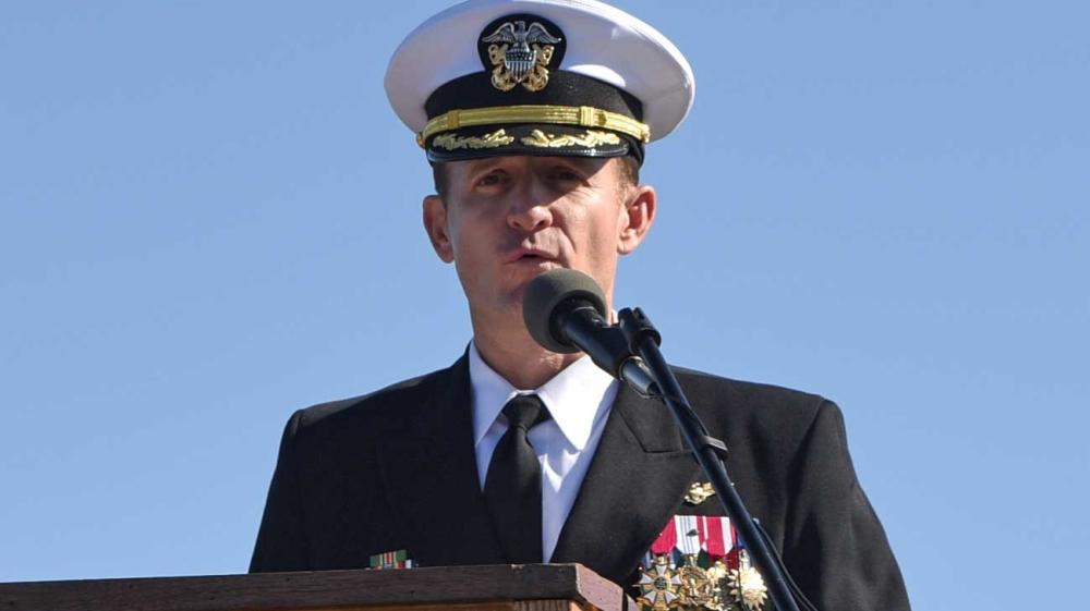 Coronavirus: US Navy upholds firing of Captain Brett Cozier   Coronavirus pandemic News