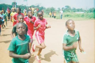 Children training