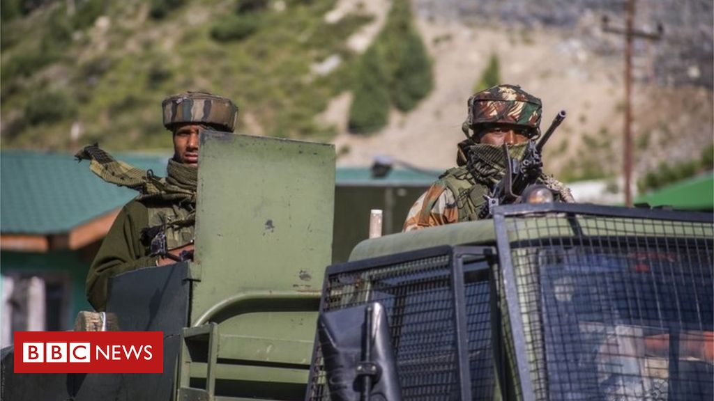 Galwan Valley: China accuses India of 'deliberate provocation'