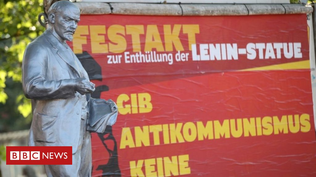 Gelsenkirchen: Controversial Lenin statue erected in German city