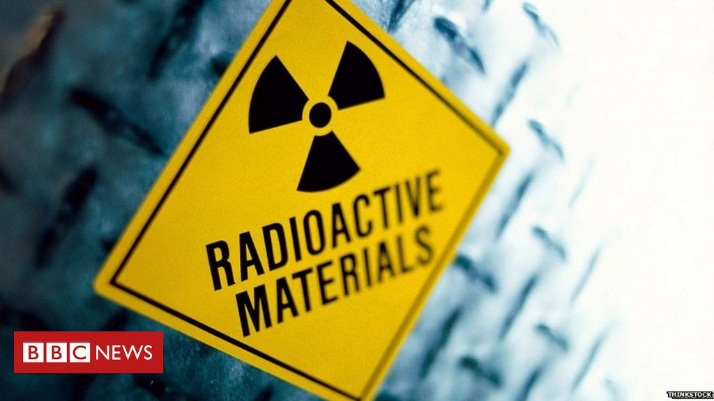 Nuclear waste shipment leaves Germany for Russia