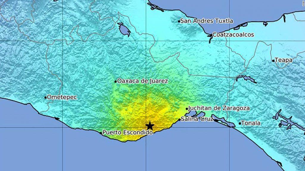 Mexico earthquake: 7.4 magnitude quake hits Oaxaca