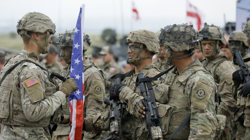 US troops in Germany