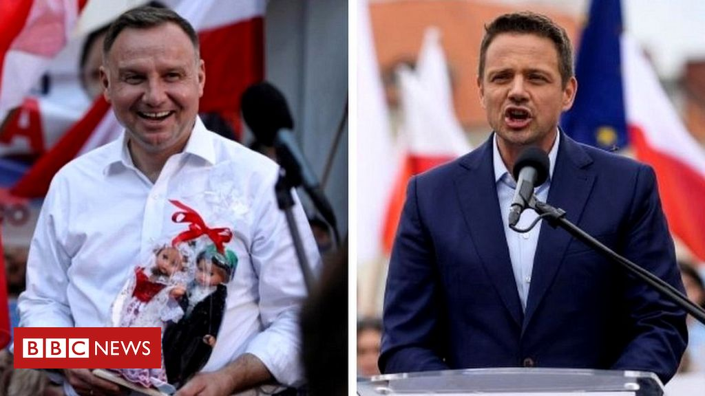 Poland's clash of values in presidential election