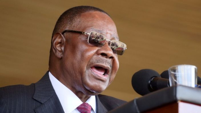 Outgoing President Peter Mutharika described Tuesday's vote as the worst election Malawi has ever had