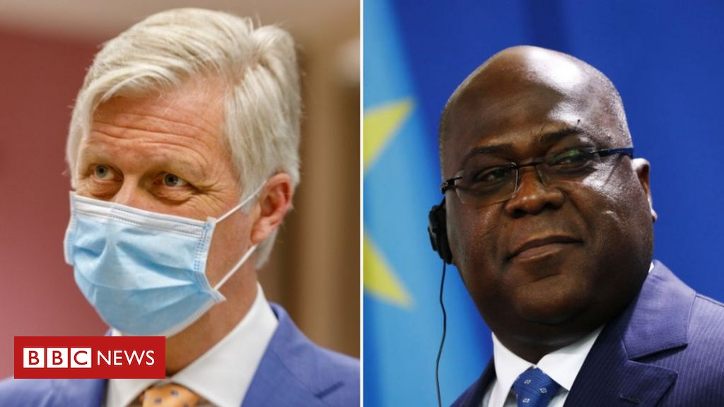Belgian king expresses 'deepest regrets' for DR Congo colonial abuses