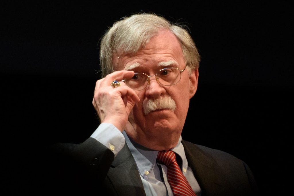 ABC News to air exclusive interview with John Bolton before book release