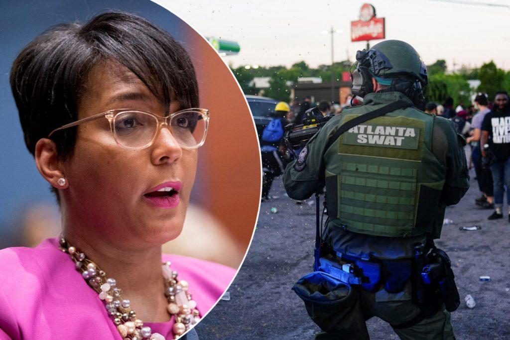Atlanta announces police reforms in wake of Rayshard Brooks