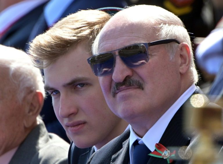 Belarus president accuses Russia, Poland of election interference