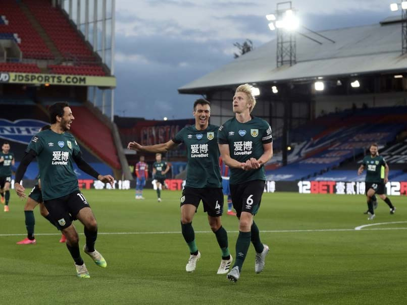 Premier League: Ben Mees Winner Against Crystal Palace Fires Burnley Into Eighth