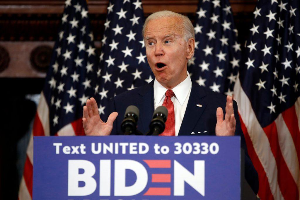 Biden calls GOP 'so damn stupid' over $3T coronavirus bill