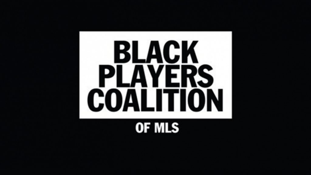 Black Players Coalition of MLS forms as players unite to combat racism