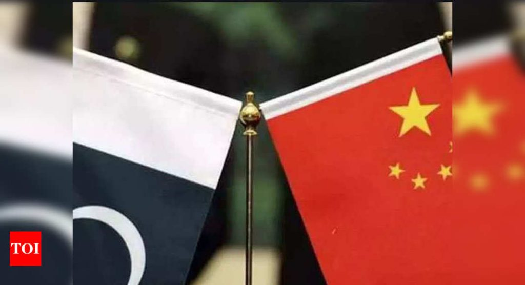 China, Pak sign deal over hydel power project under CPEC worth $2.4 billion in PoK