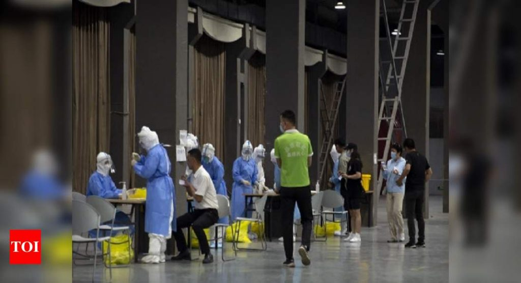 China inspects food imports over virus fears
