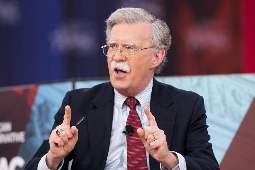 Judge denies Trump administration request to block John Bolton's book