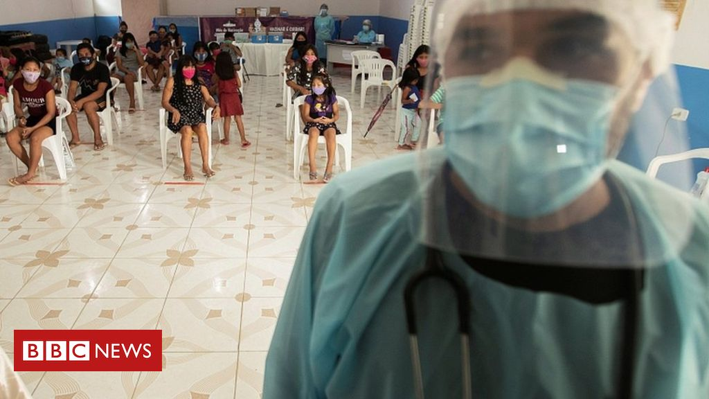 Coronavirus: Brazil becomes second country to pass 50,000 deaths