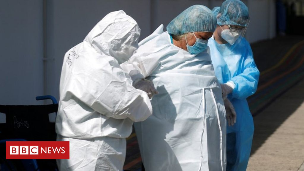 Coronavirus: Number of Covid-19 infections tops 10m worldwide
