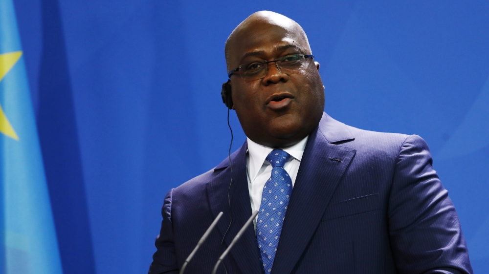DR Congo Justice Minister briefly detained | News