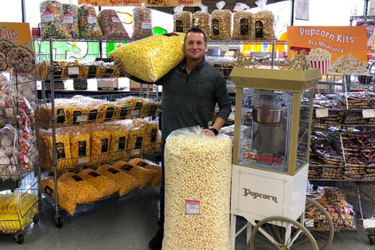 Detroit Popcorn was sold after the owner's Floyd comments