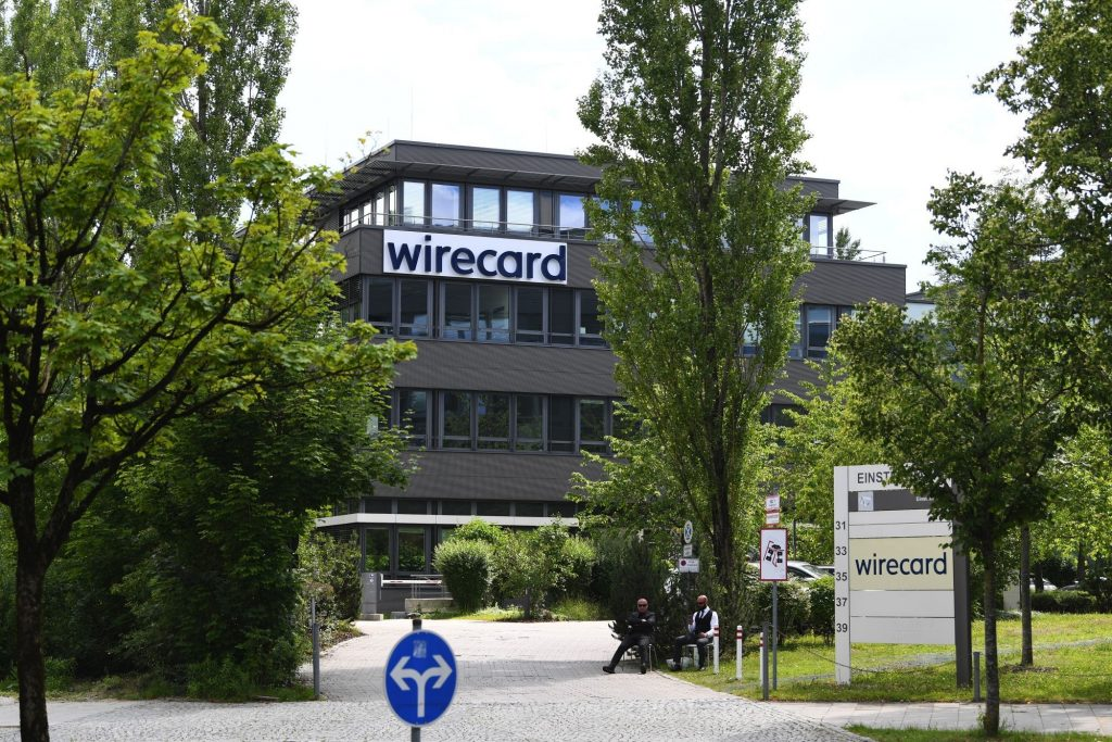 Deutsche Bank Accounting Head Is Aim of Wirecard Complaint