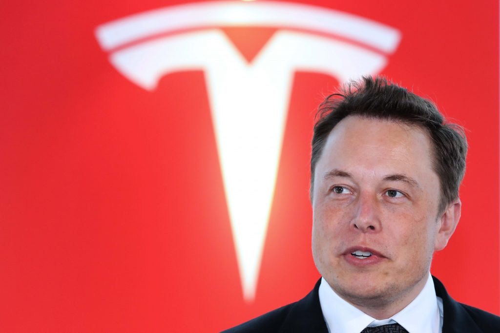 Elon Musk tweets Tesla will have to postpone its annual shareholder meeting