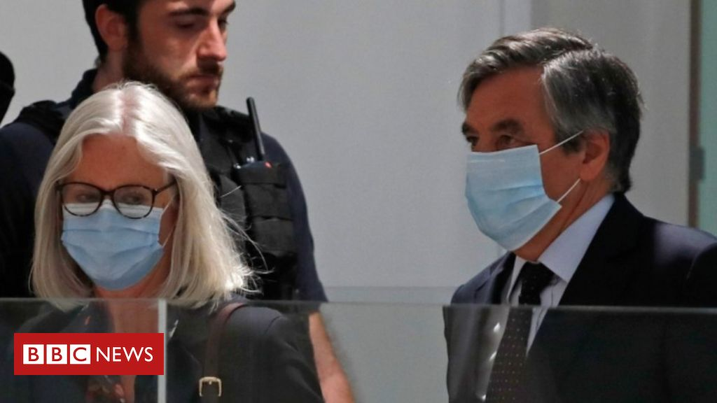 'Fake jobs': French ex-PM François Fillon and wife jailed