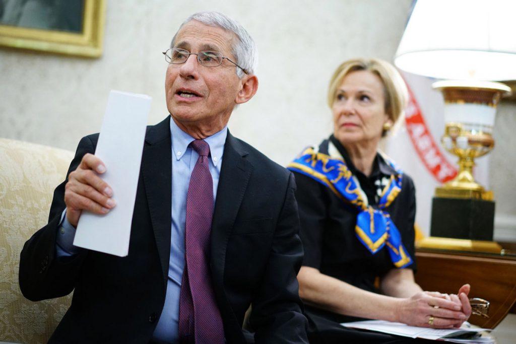 Fauci warns of coronavirus resurgence if states let guard down