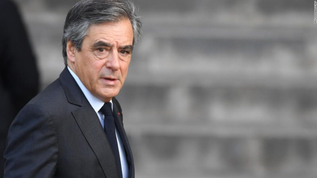 François Fillon: Former French Prime Minister sentenced