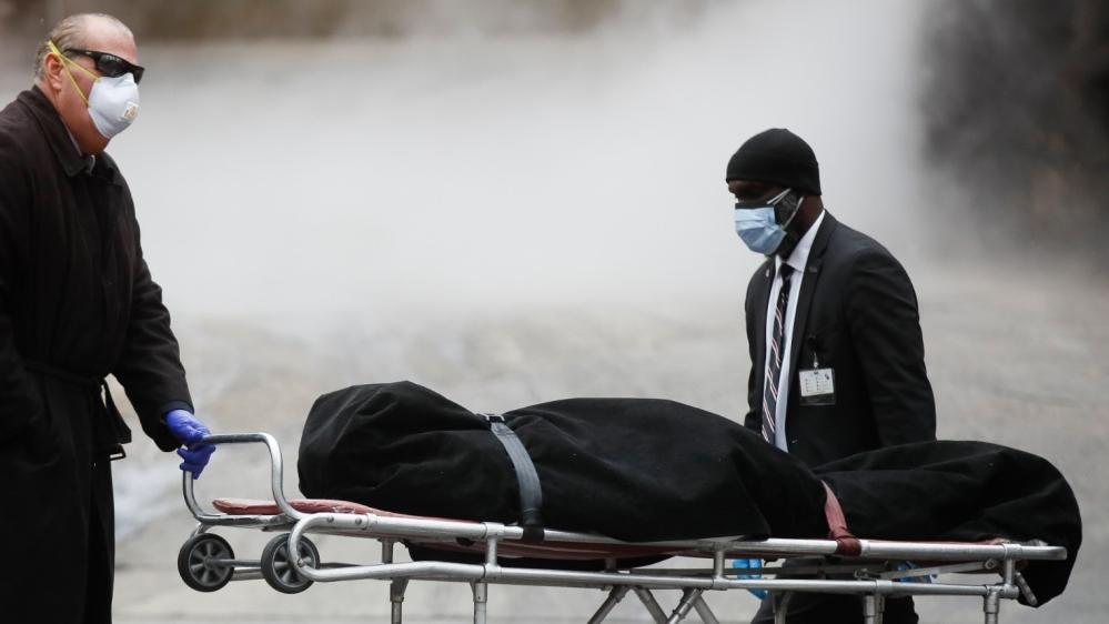 Global coronavirus pandemic death toll passes half a million   USA News