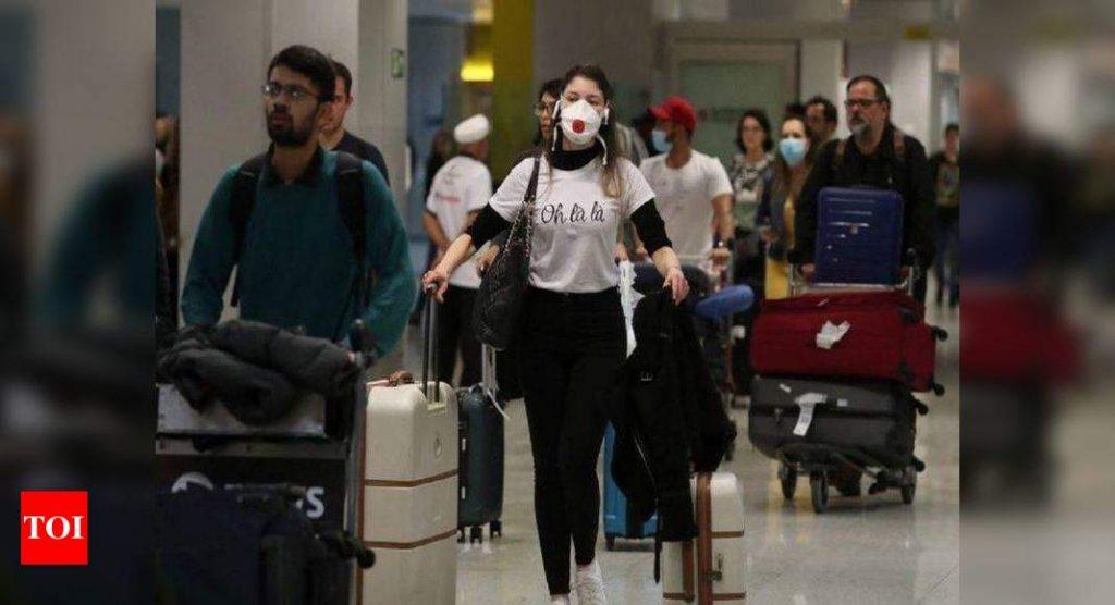 International flights to China resume as coronavirus restrictions ease
