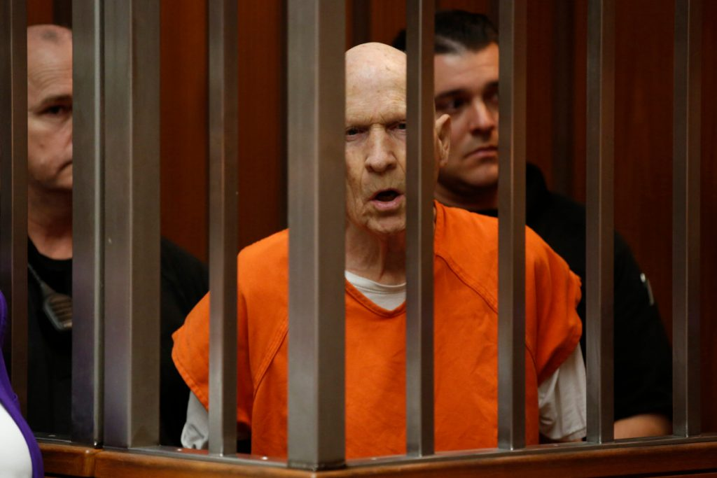 Golden State Killer suspect expected to plead guilty