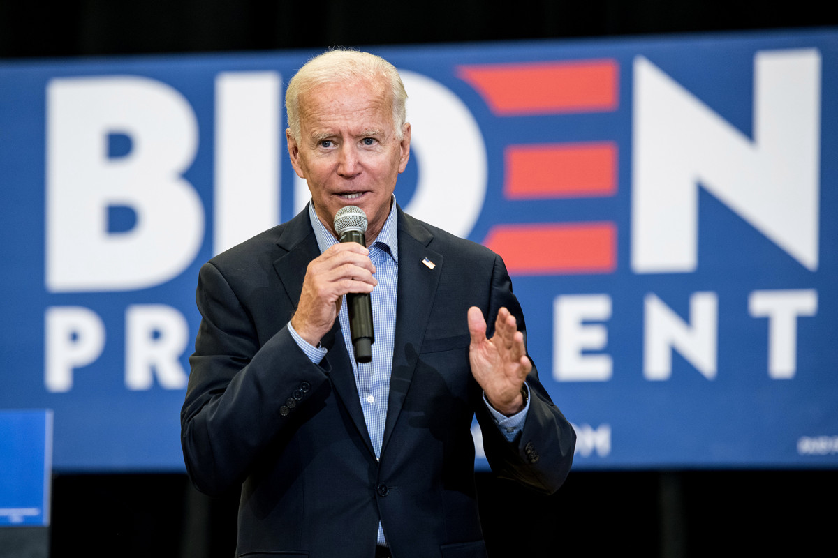 Here's what we know about Joe Biden's possible VP list