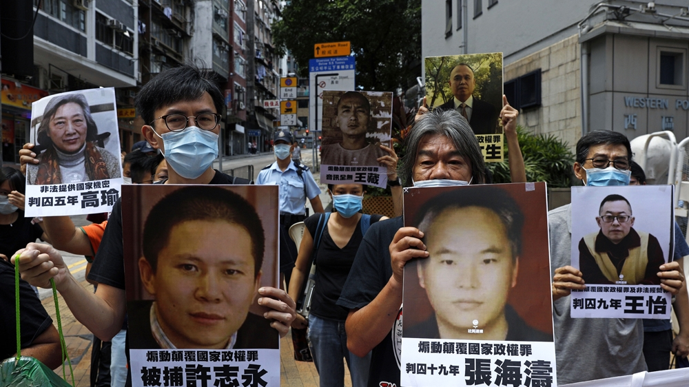 Hong Kong people opposed to national security law: Reuters survey | Hong Kong protests News