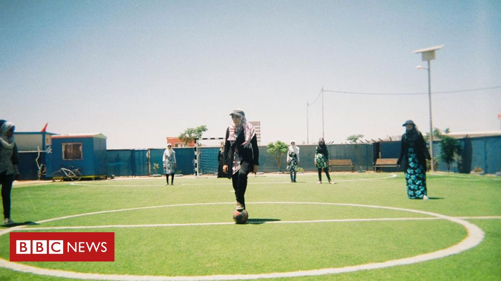 How football can help displaced people 'heal, develop and grow'