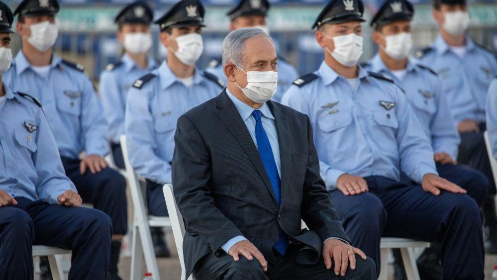 Israeli PM announces 'cooperation' with UAE to fight coronavirus | Palestine News